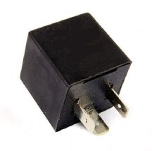 Indicator flasher relay, electronic 2 terminal
